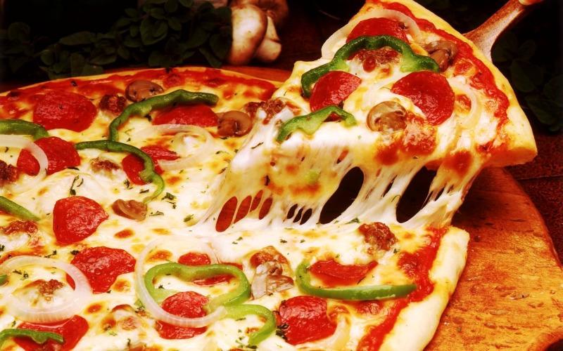 Учимся готовить пиццу в мультиварке