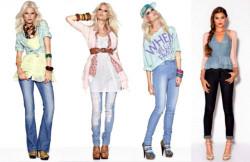 Весна 2015. Модные джинсы