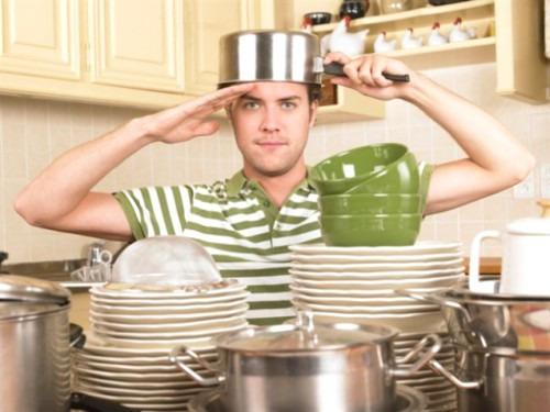 Если муж – домохозяйка