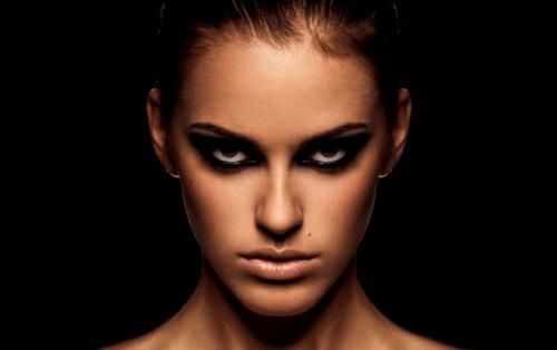Ошибки в макияже глазами мужчин