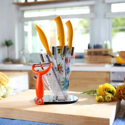 Как выбрать кухонные ножи?