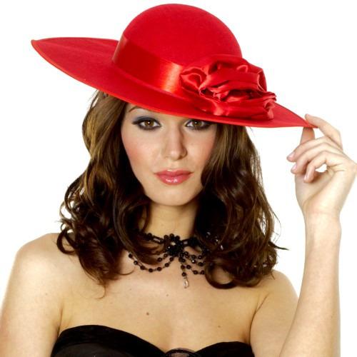 Какие бывают женские шляпки, кому подходят и с чем носить?