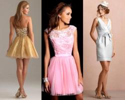 Платья для выпускного бала. Модные тренды 2015