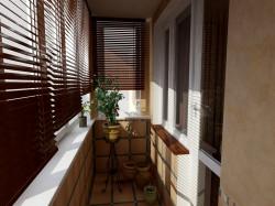 Обустраиваем балкон – место для комфортного отдыха
