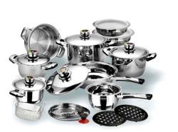 Как выбрать посуду для безопасного приготовления пищи