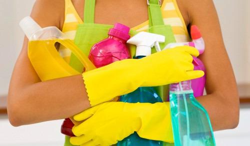 Как сделать генеральную уборку в ванной комнате