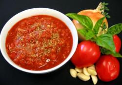 Как улучшить вкус готового томатного соуса