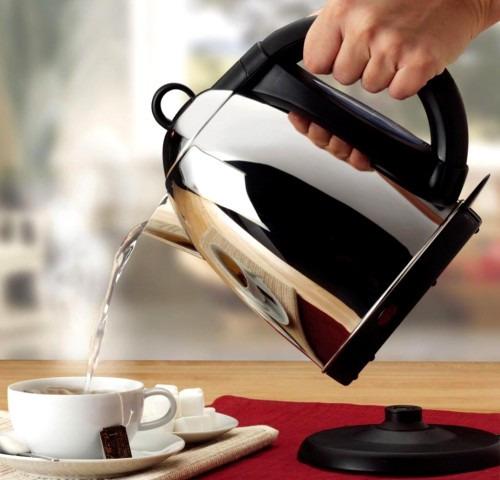 Как удалить накипь из чайника