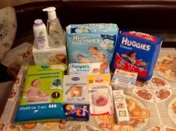 Вещи в роддом для малыша