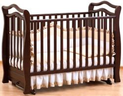 Детские кроватки – основа здорового сна
