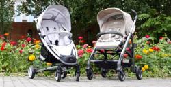 Выбираем детскую прогулочную коляску: Jetem Tokyo