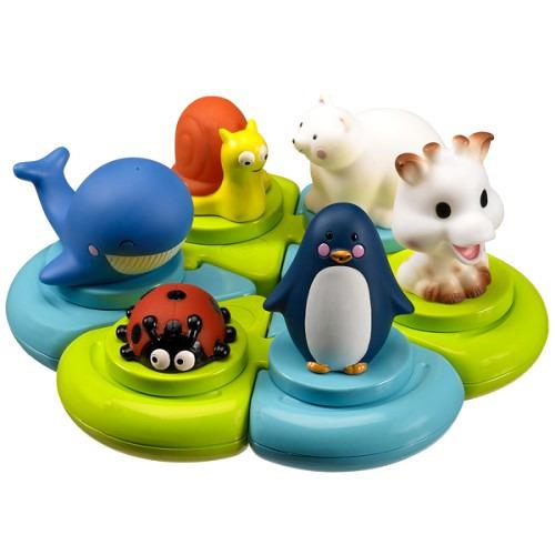 Игрушки для ванной. Что о них думают родители?