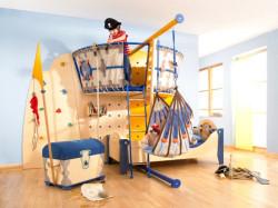Как правильно оформить детскую комнату