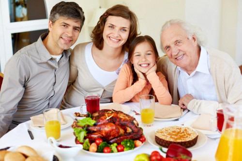 Меню для всей семьи: планируем правильно