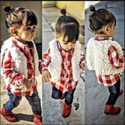Как модно одеть ребенка