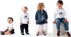 Первая одежда ребенку
