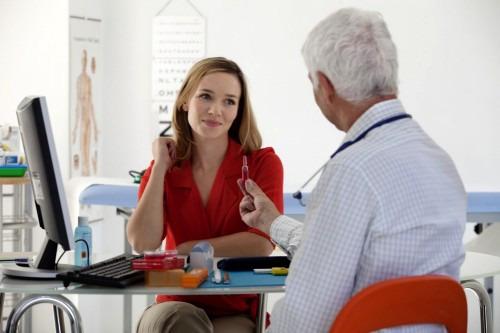 Риск развития анемии у молодых девушек