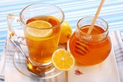 Мед и лимон для тех, кто хочет похудеть