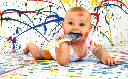 Если ваш ребенок творческая личность