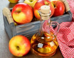 Яблочный уксус в косметологии
