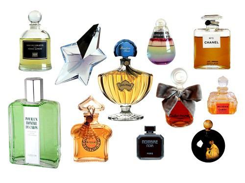 Во что «одевают» ароматы?