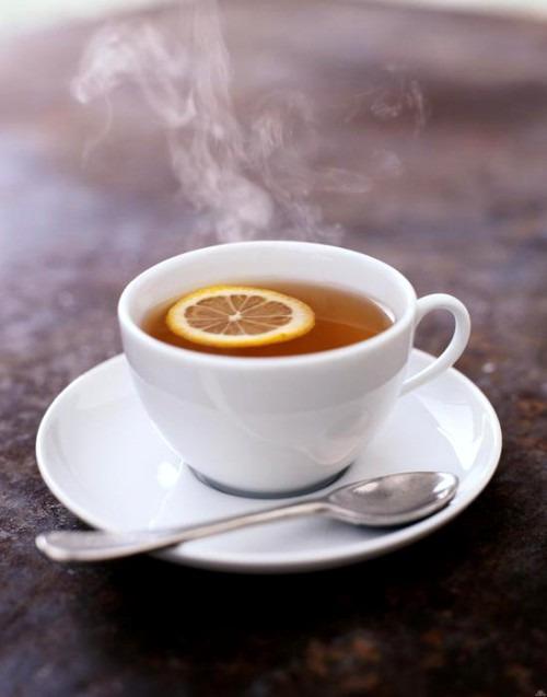 А как насчет чашечки горячего чая?