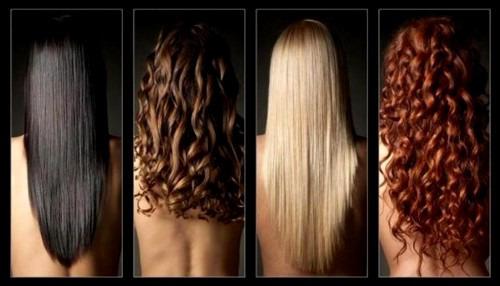 Какой тип волос у Вас? Как определить?